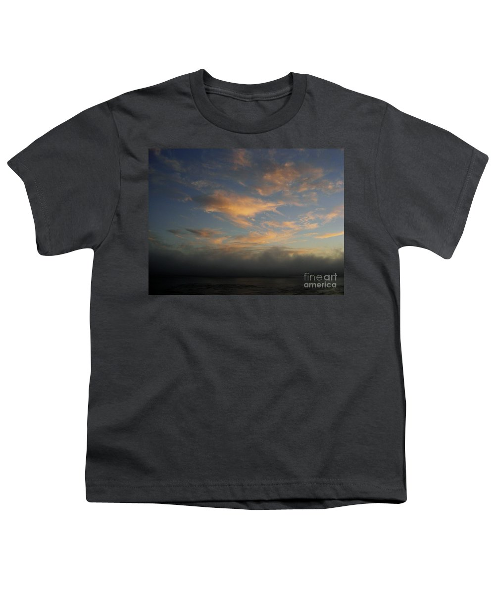 Ocean Youth T-Shirt featuring the photograph Pacific Grove Sunrise by Mary Rogers