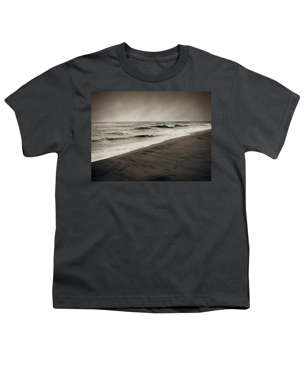 Ocean Youth T-Shirt featuring the photograph Spending My Days Escaping Memories by Dana DiPasquale
