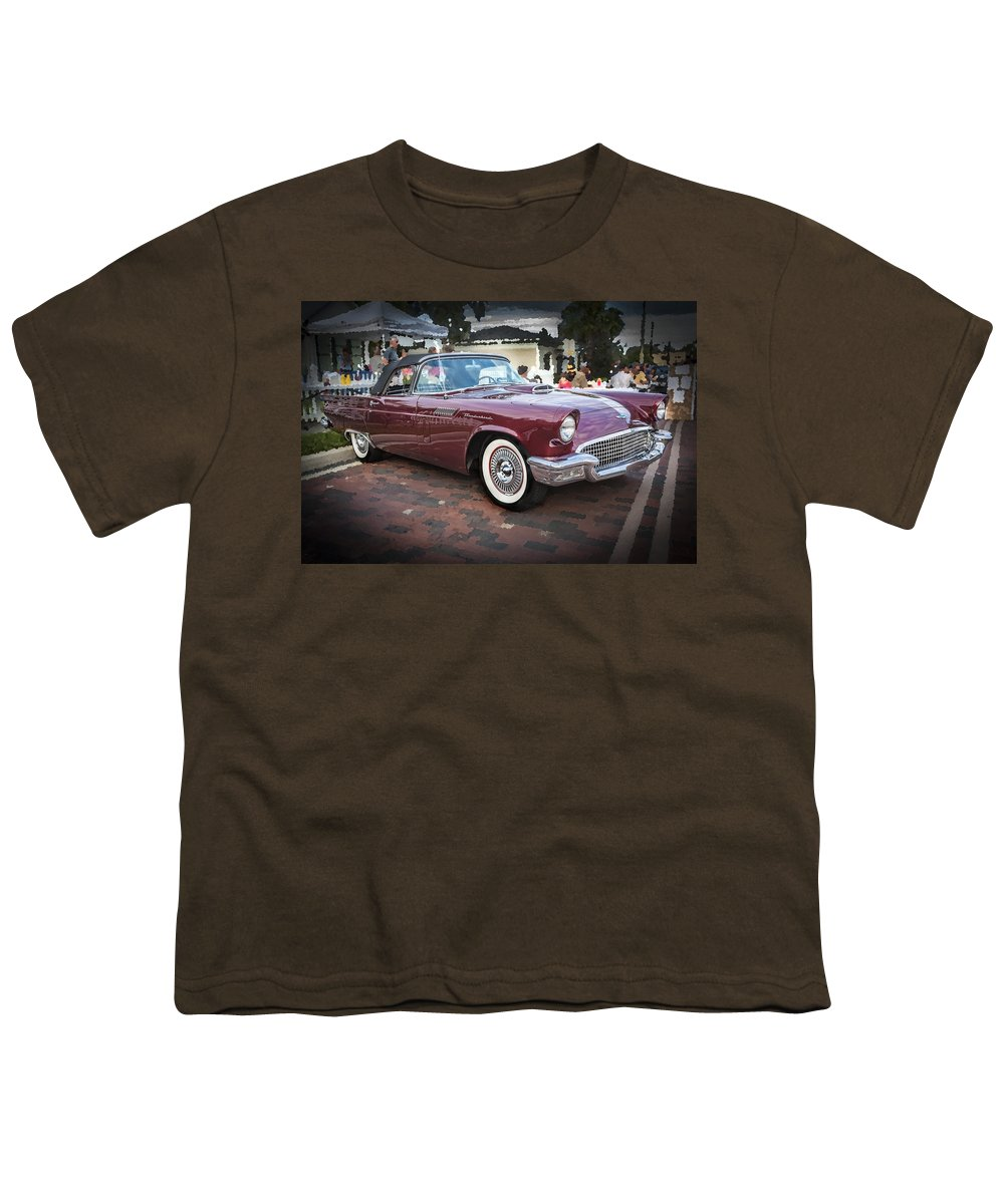 Dual Exhaust Youth T-Shirts