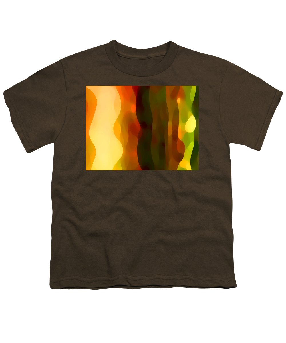 Bold Youth T-Shirt featuring the painting Desert Pattern 1 by Amy Vangsgard