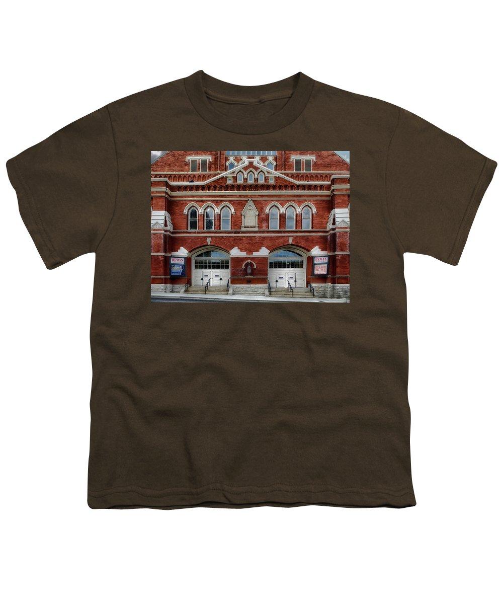 Ryman Auditorium Youth T-Shirts
