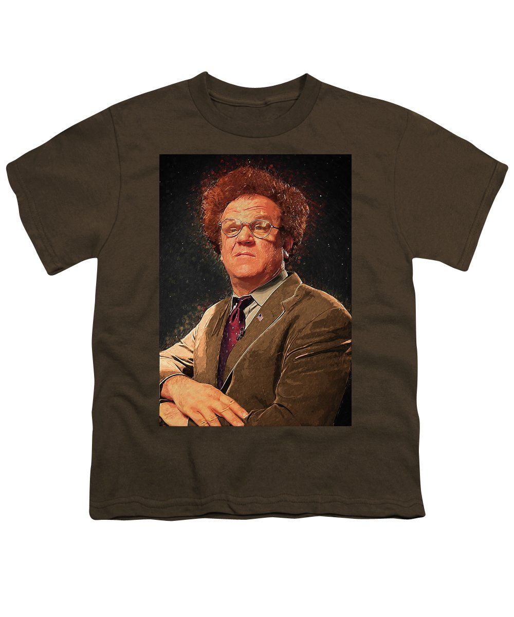 Dr. Steve Brule Youth T-Shirts