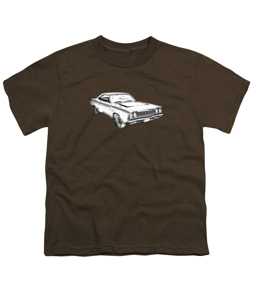 Roadrunner Youth T-Shirts