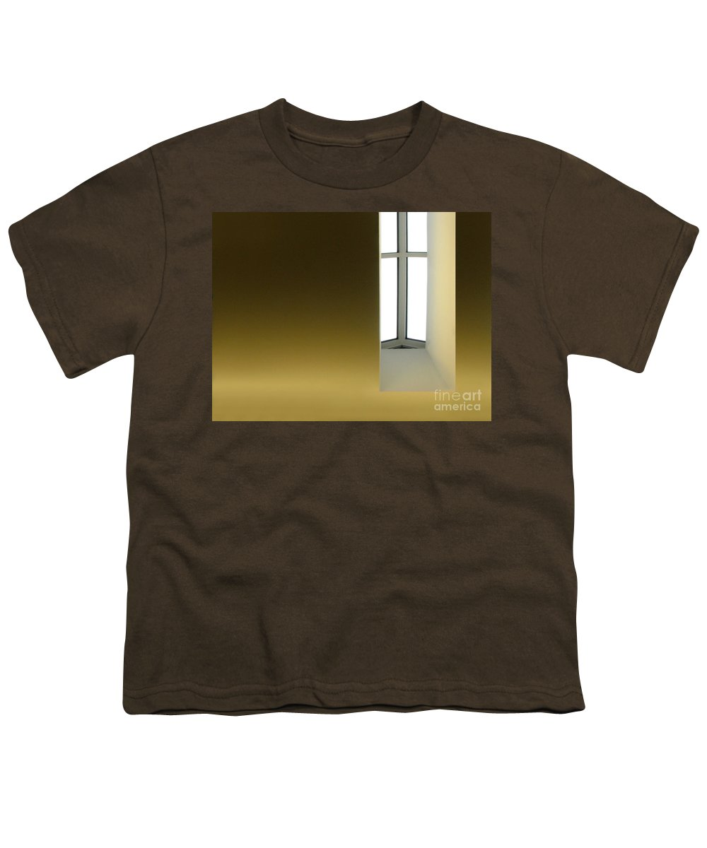 Architecture Youth T-Shirt featuring the photograph Above Series 2.0 by Dana DiPasquale