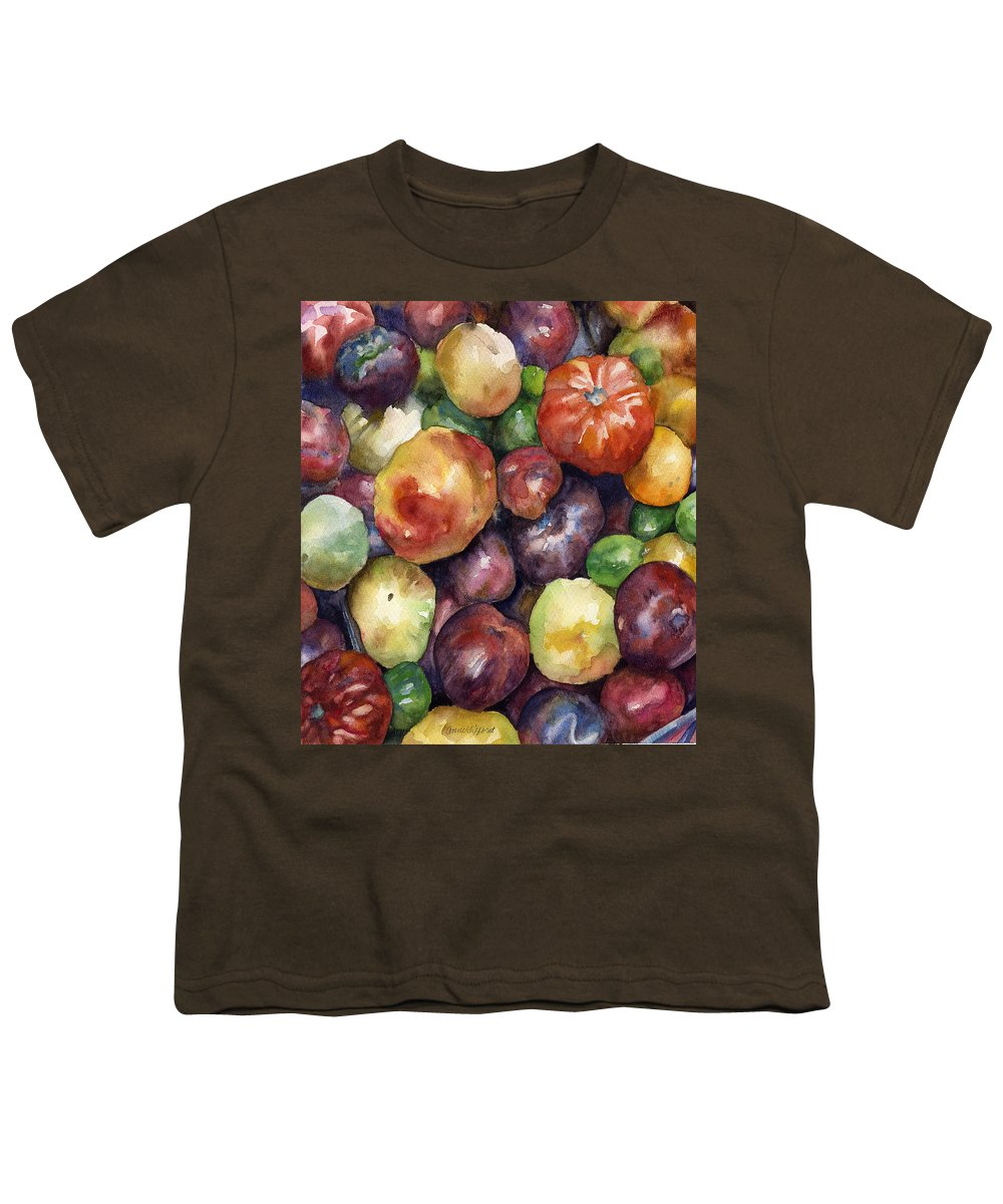 Late Summer Youth T-Shirts