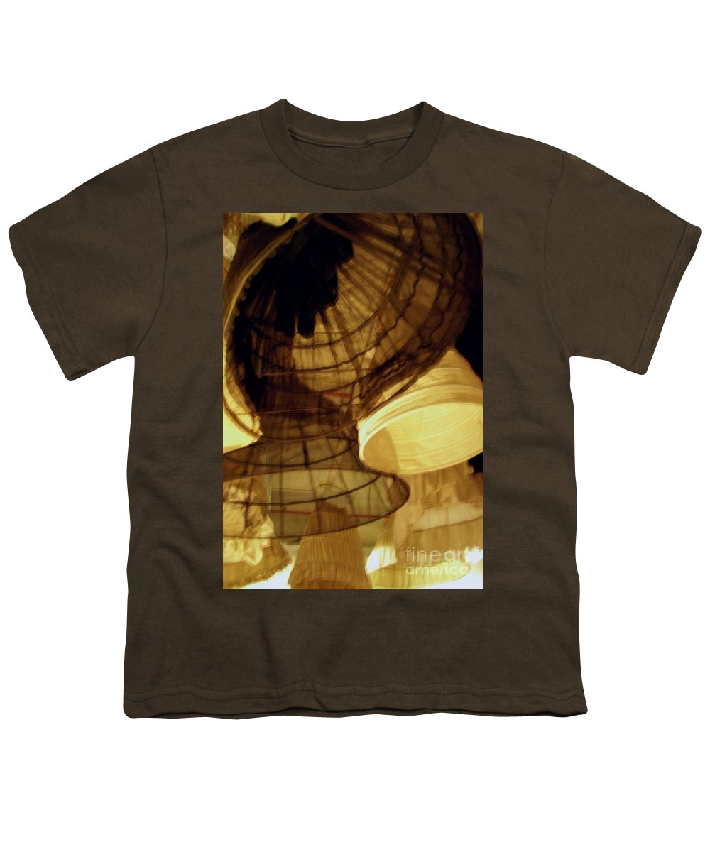 Theatre Youth T-Shirt featuring the photograph Crinolines by Ze DaLuz