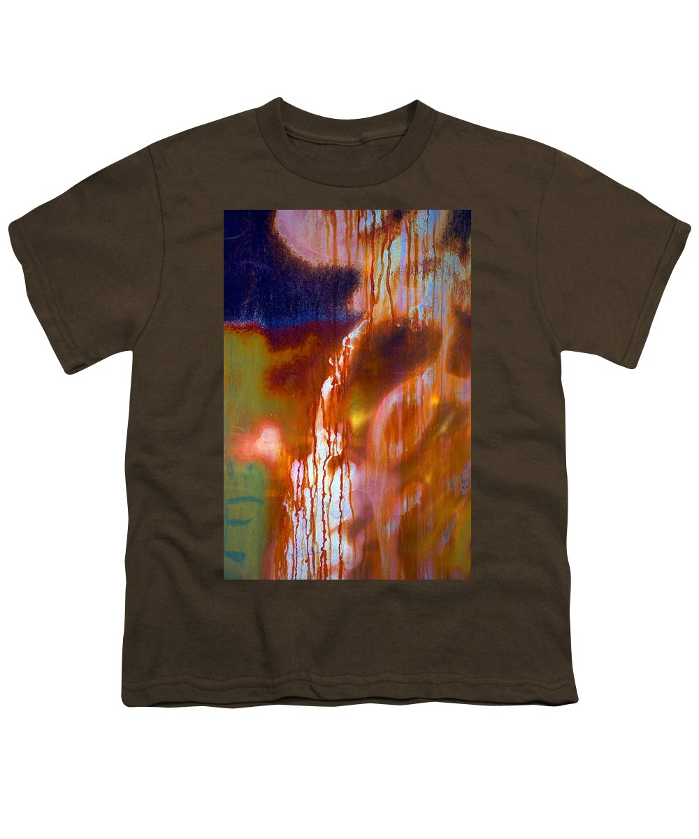 Skip Youth T-Shirt featuring the photograph Cry Me A River by Skip Hunt
