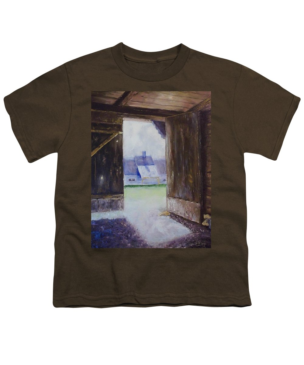 Stephen King Youth T-Shirts