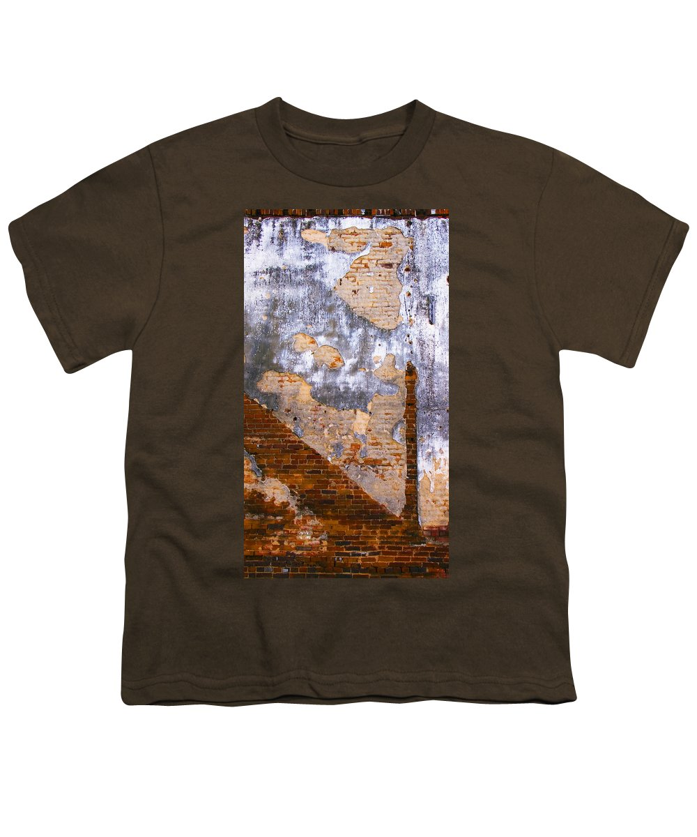 Architecture Youth T-Shirt featuring the photograph Finger Food by Skip Hunt