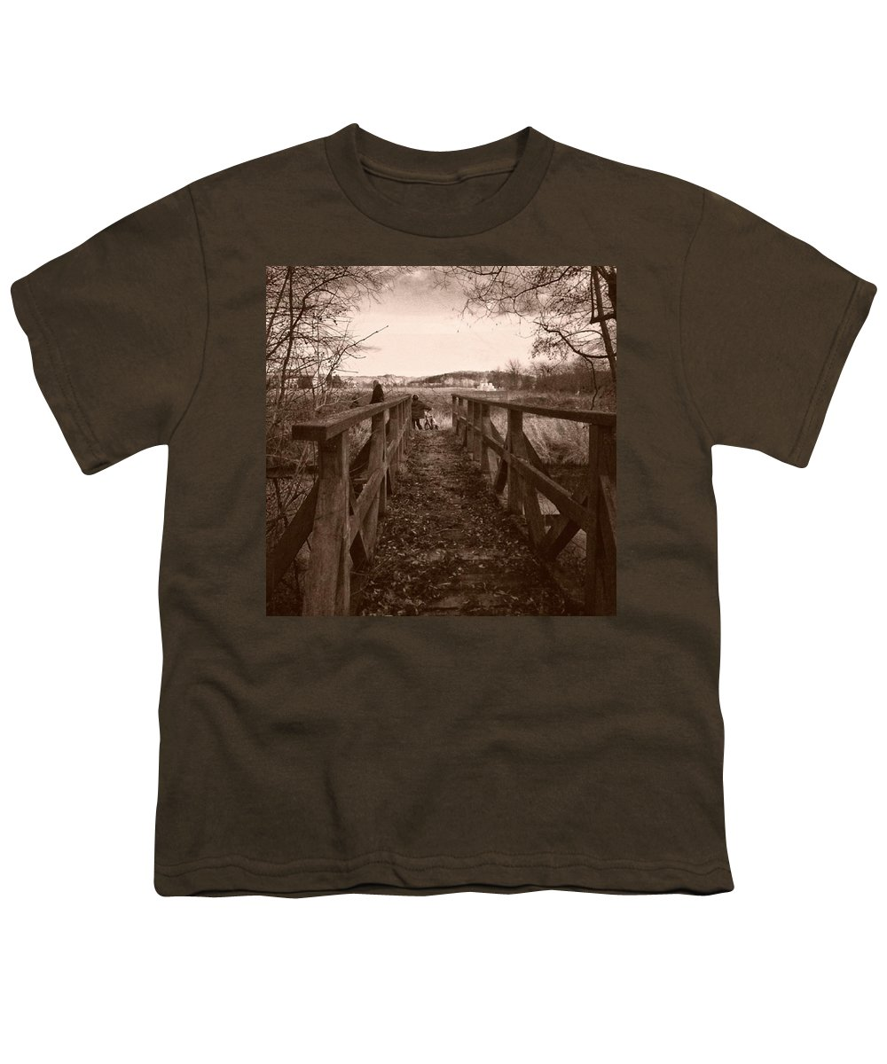 Architecture Youth T-Shirts