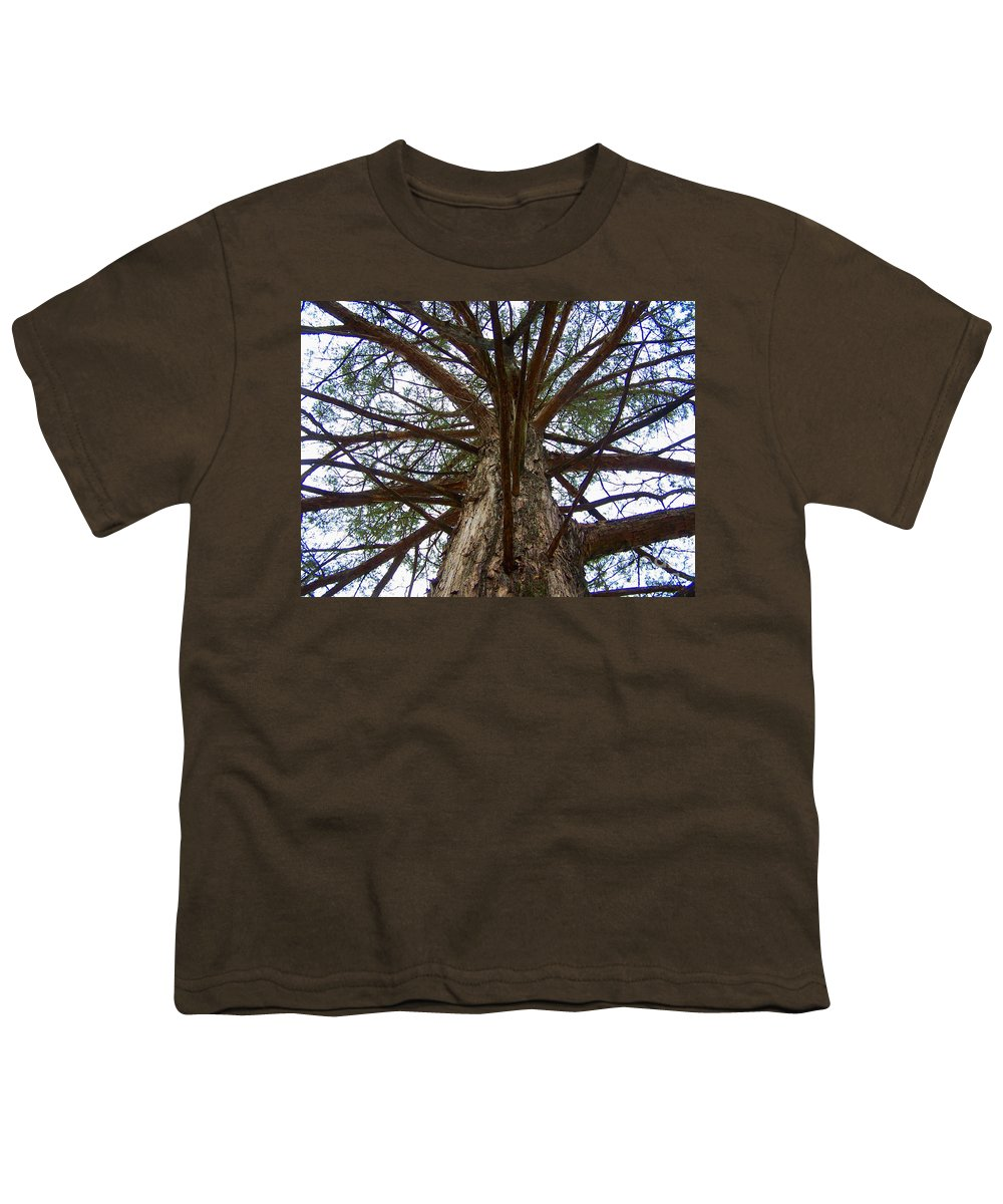 Life Youth T-Shirt featuring the photograph Live Spokes by Nadine Rippelmeyer