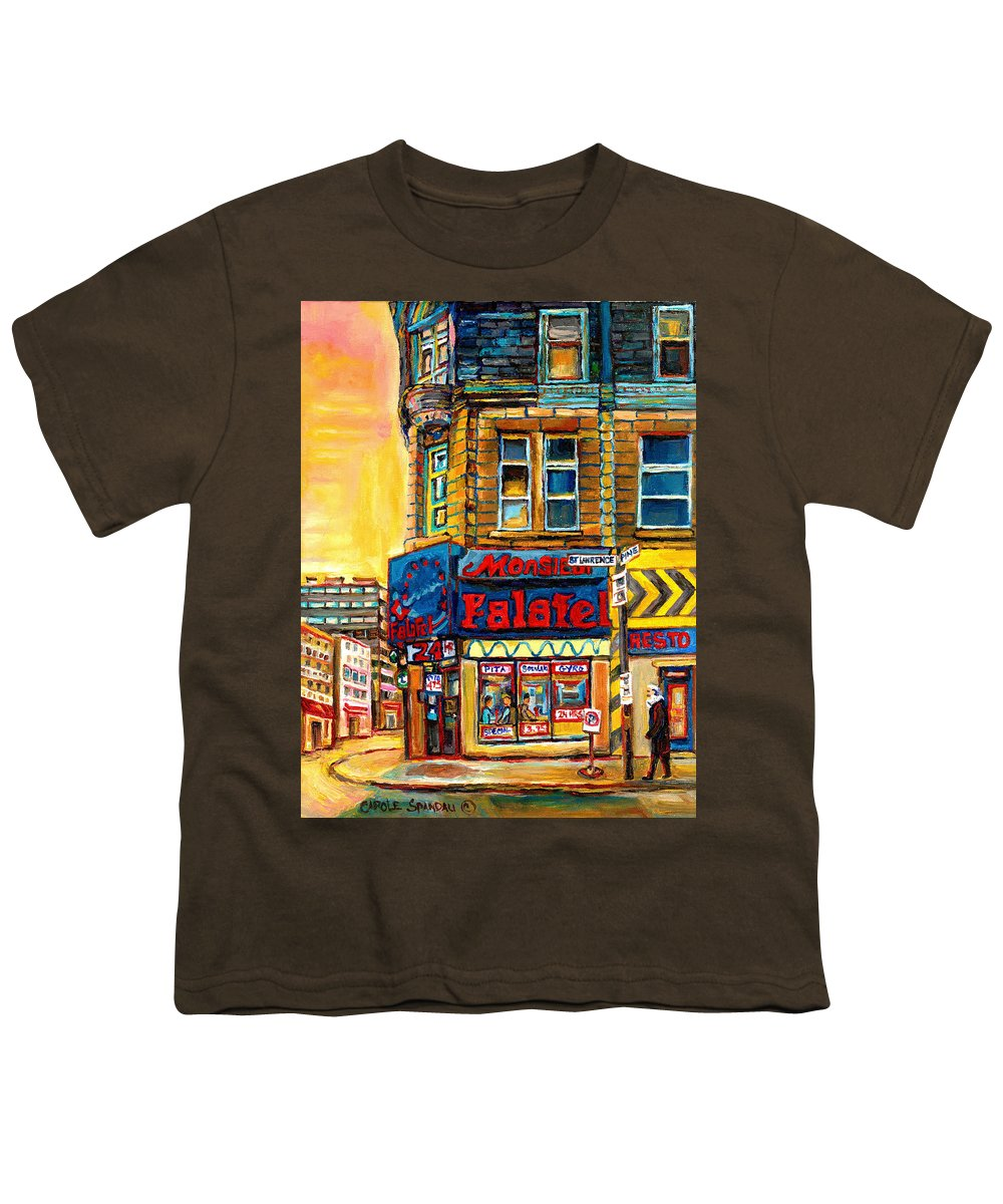 Forum Shops Youth T-Shirts