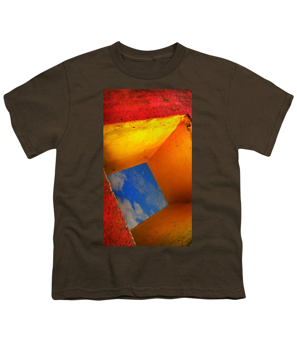 Skip Hunt Youth T-Shirt featuring the photograph Over The Rainbow by Skip Hunt
