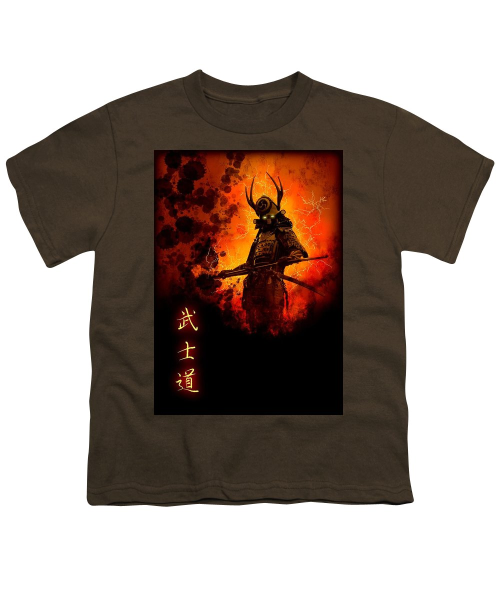 Feudal Japan Youth T-Shirts