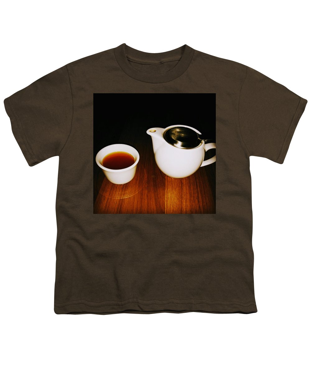 Abstract Youth T-Shirts