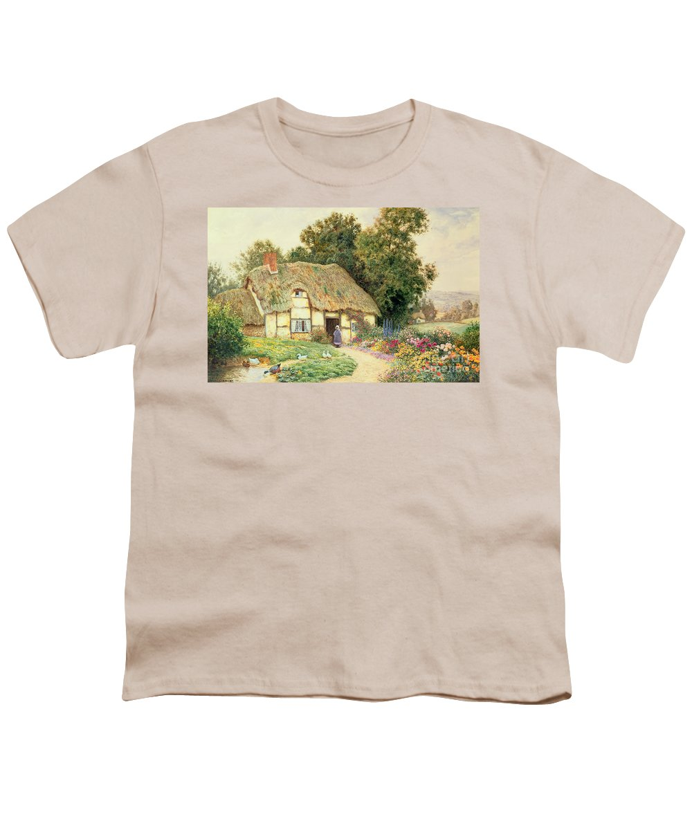 Thatched Roof Youth T-Shirts