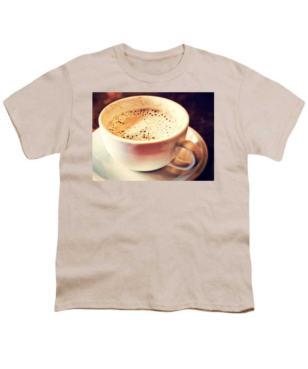 Saucer Youth T-Shirts