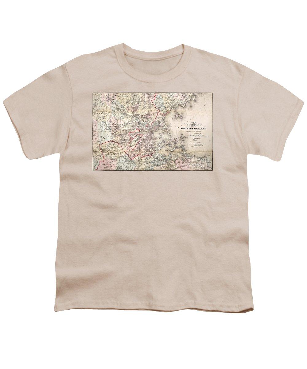 Roxbury Youth T-Shirts