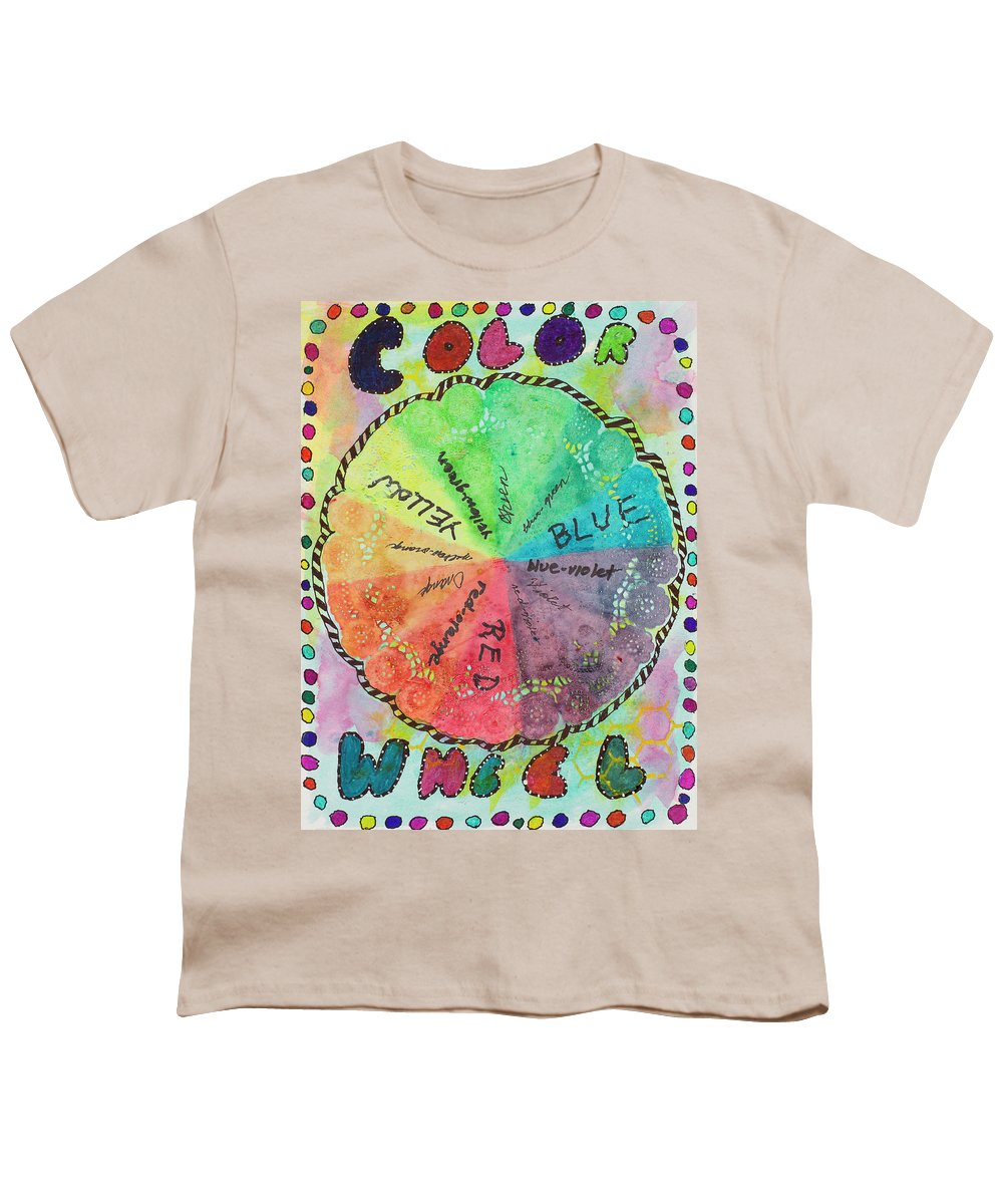 Secondary Colors Youth T-Shirts