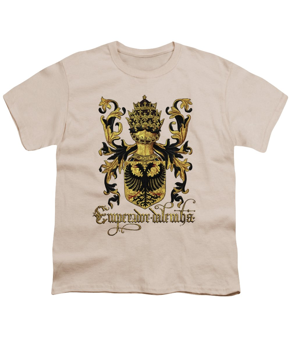 Book Of Arms Youth T-Shirts
