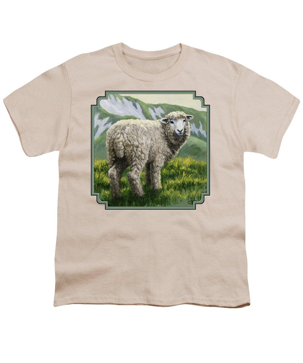Sheep Youth T-Shirts