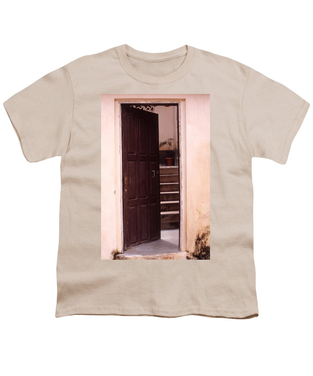 Bahia Youth T-Shirt featuring the photograph Bahian Opening by Patrick Klauss