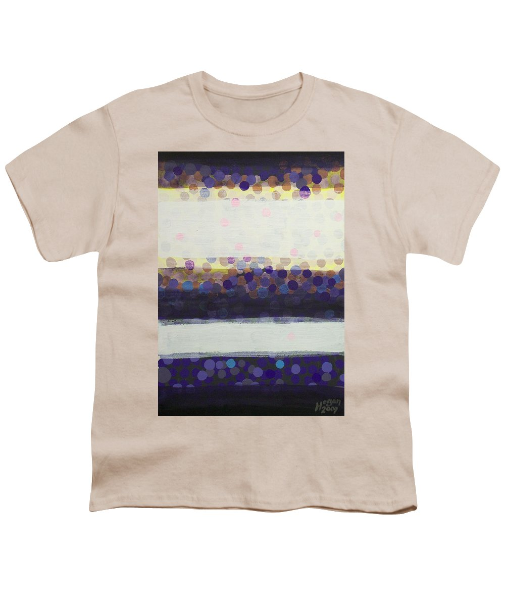 Final Moments Youth T-Shirt featuring the painting Final Moments by Alan Hogan
