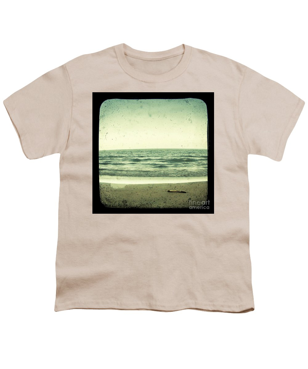 Ttv Youth T-Shirt featuring the photograph Forget Yesterday by Dana DiPasquale