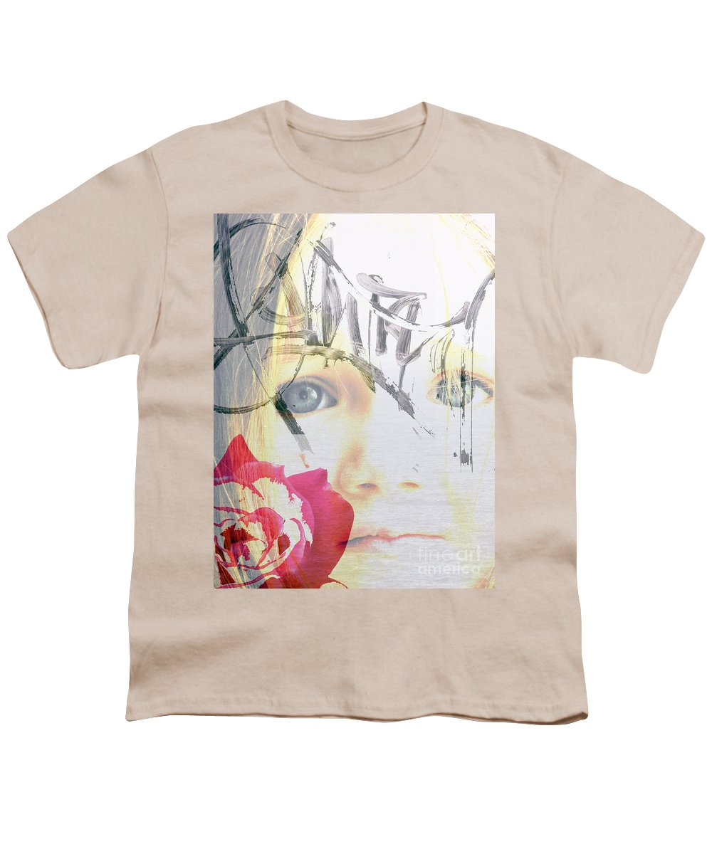Modern Youth T-Shirt featuring the photograph Hope For The Future by Amanda Barcon
