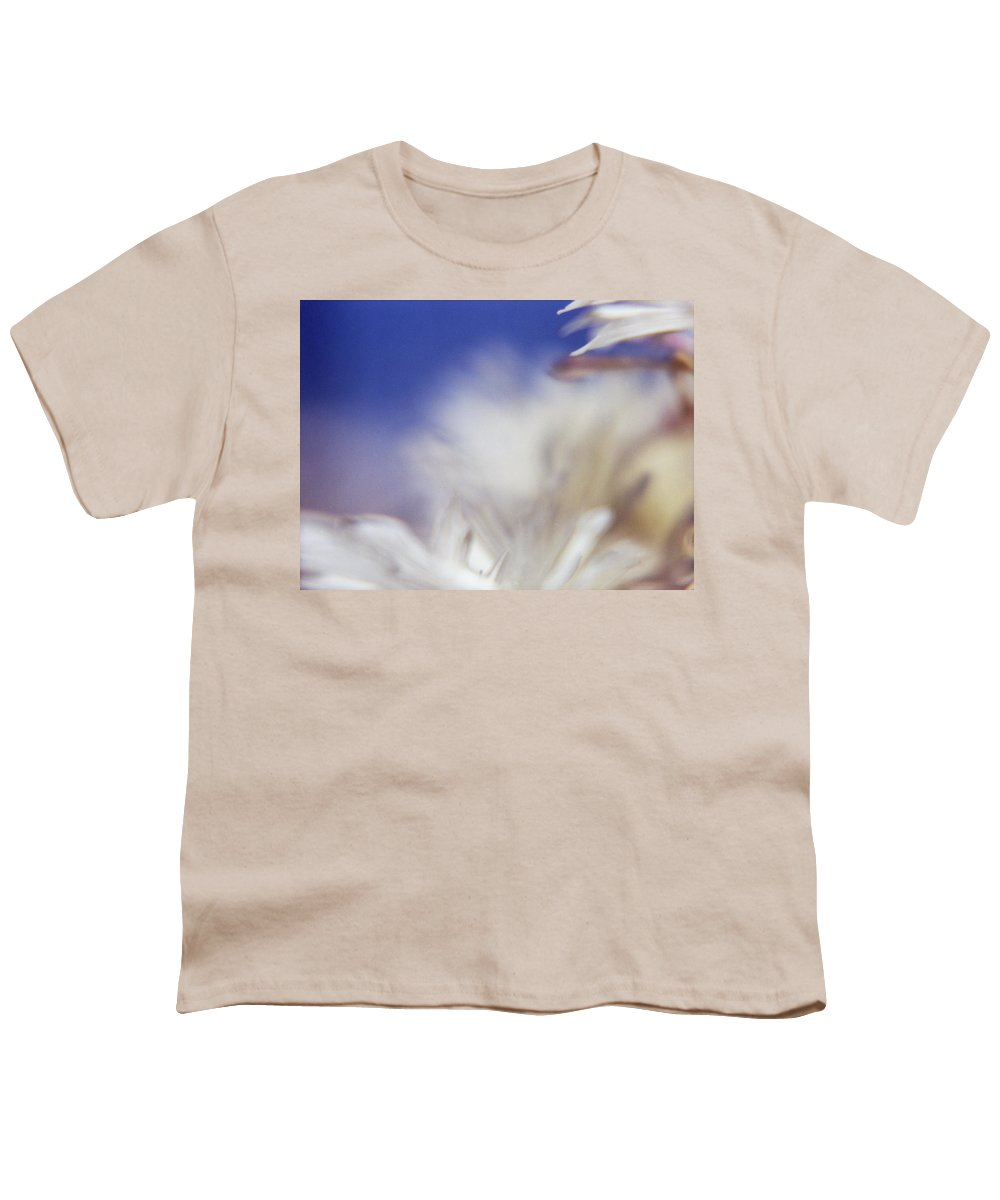 Flower Youth T-Shirt featuring the photograph Macro Flower 1 by Lee Santa