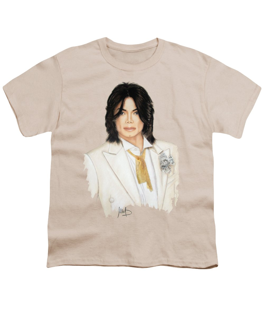 Michael Jackson Youth T-Shirts