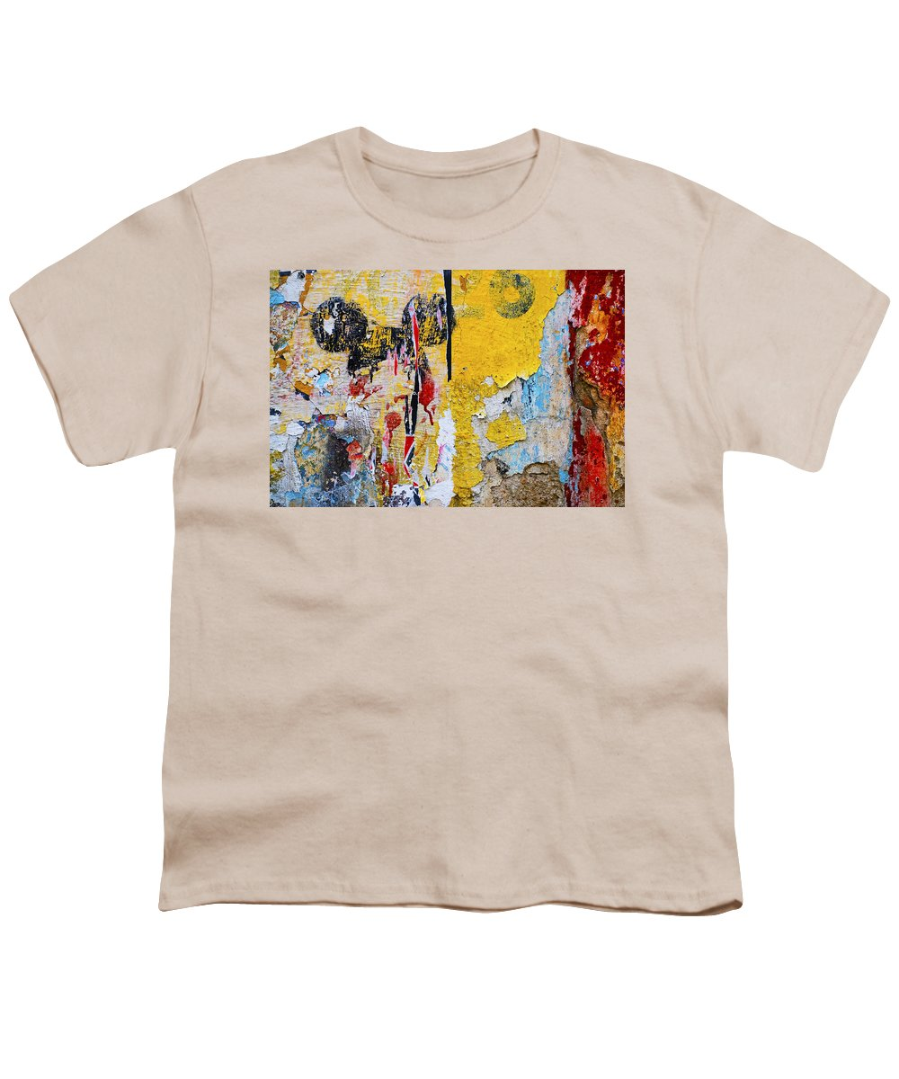Mickey Mouse Youth T-Shirt featuring the photograph Mickeys Nightmare by Skip Hunt