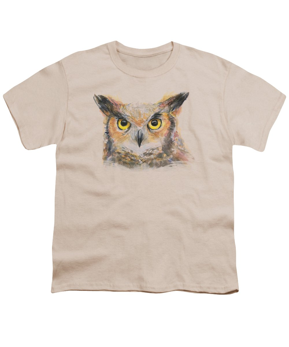 Owl Youth T-Shirts