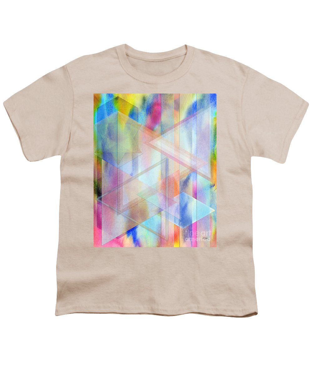 Pastoral Moment Youth T-Shirt featuring the digital art Pastoral Moment by John Beck