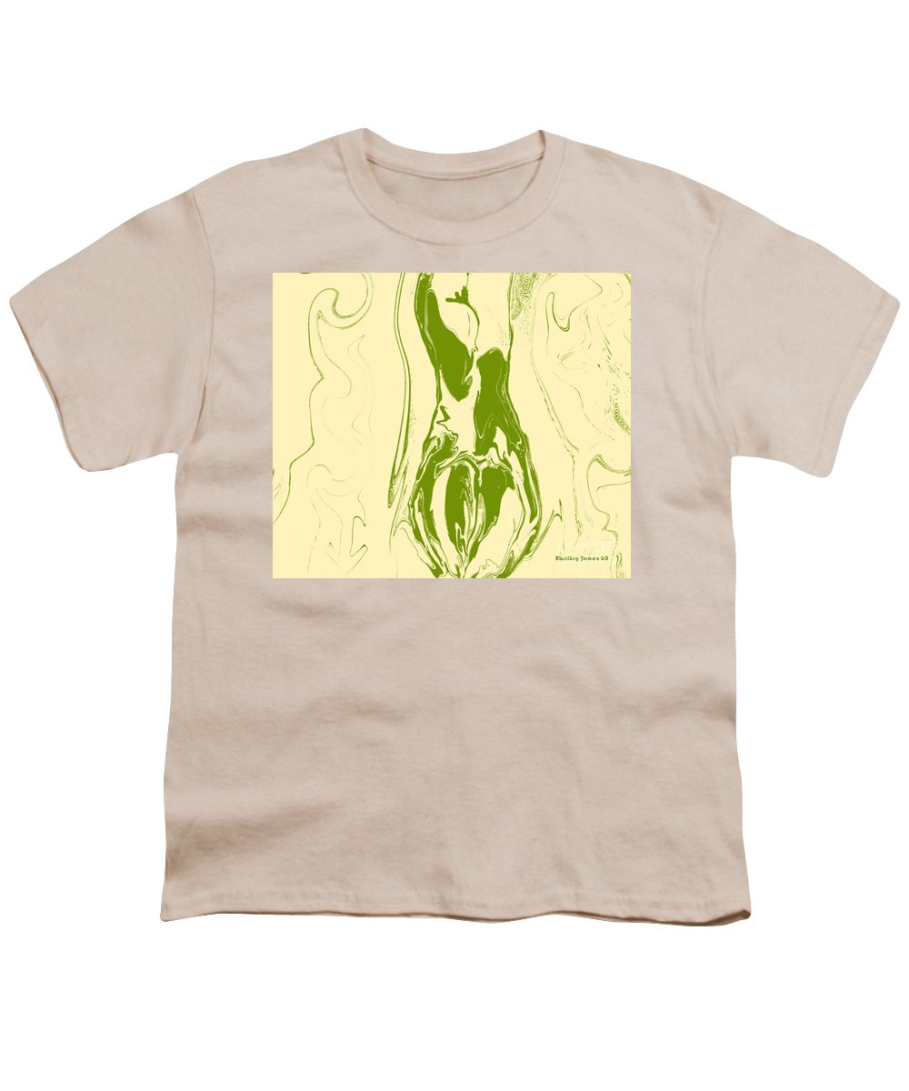 Perspective Youth T-Shirt featuring the digital art Perspective by Shelley Jones
