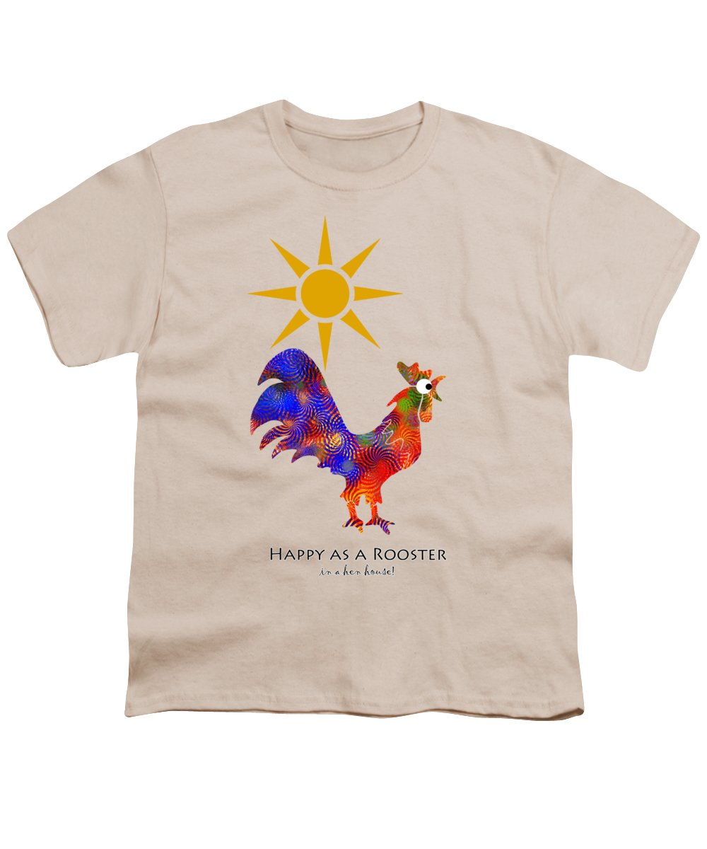 Chicken Youth T-Shirts
