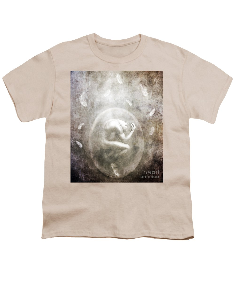 Surreal Youth T-Shirt featuring the photograph Sometimes by Jacky Gerritsen