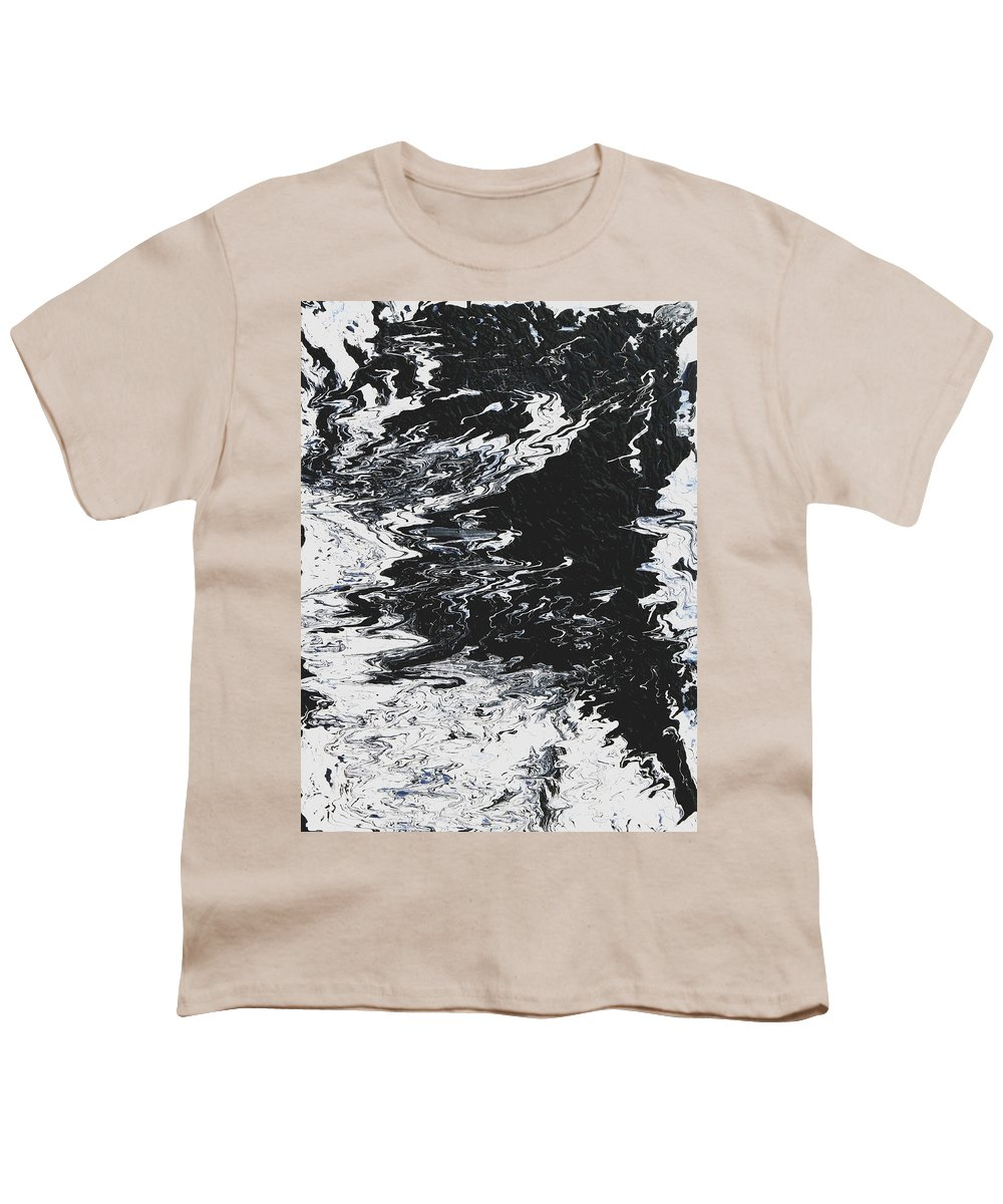 Fusionart Youth T-Shirt featuring the painting Victory by Ralph White