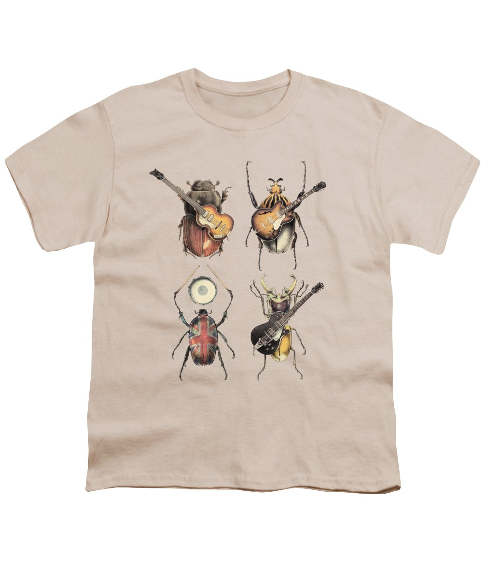 Insect Youth T-Shirts