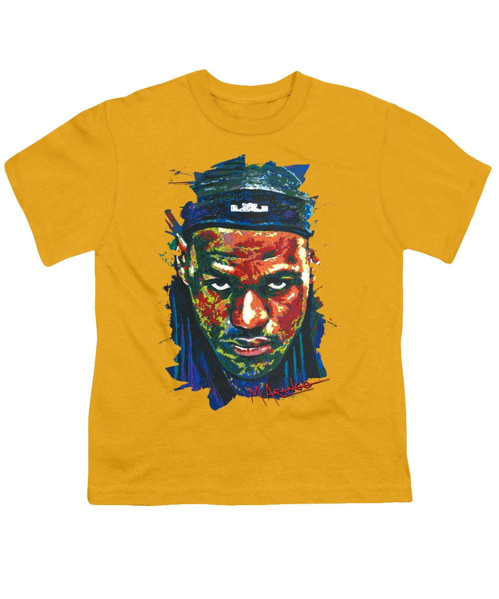 Lebron James Youth T-Shirts