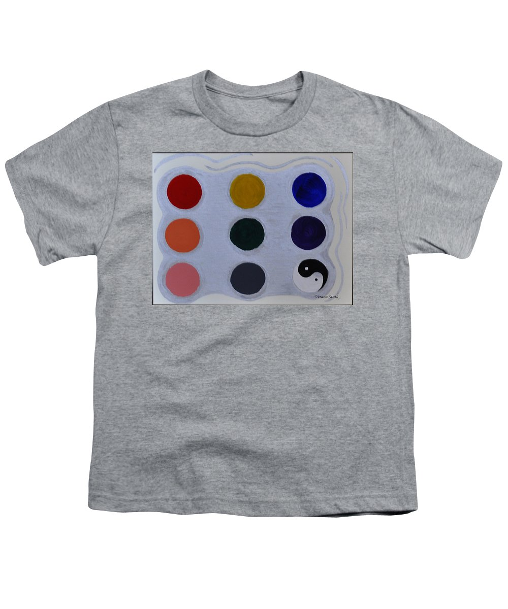 Secondary Youth T-Shirts