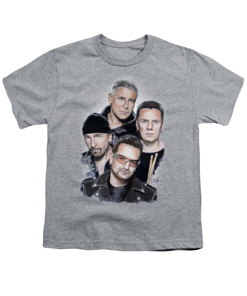 U2 Youth T-Shirts