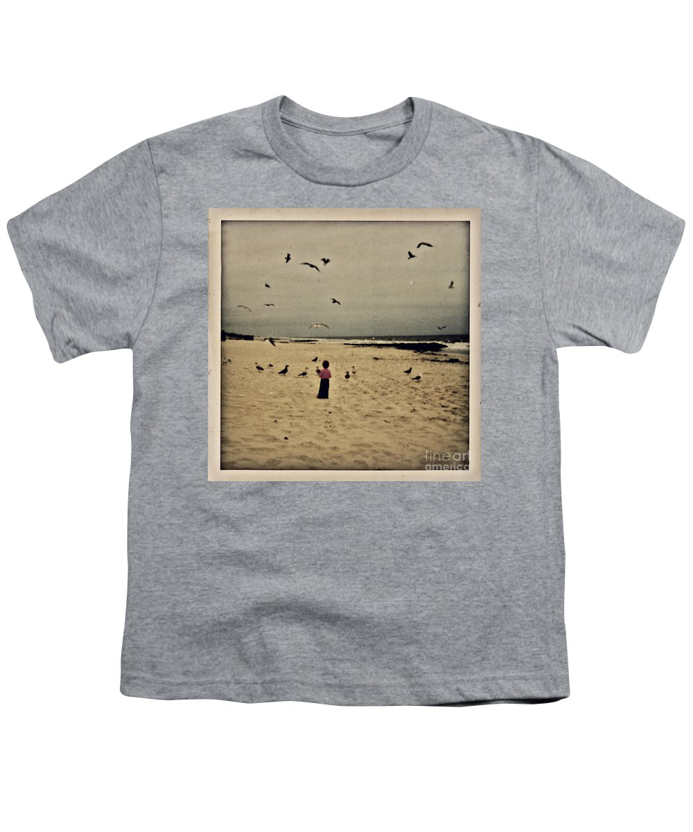 Ocean Youth T-Shirt featuring the photograph When Promises Were For Keeps by Dana DiPasquale