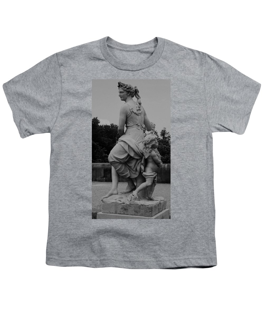 Figurative Youth T-Shirt featuring the painting Diana by Eric Schiabor