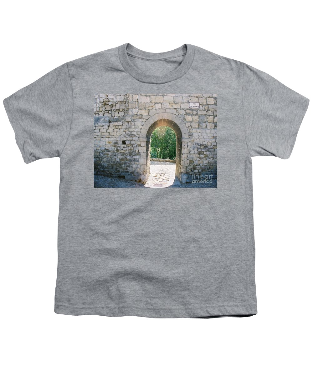 Promise Youth T-Shirt featuring the photograph Promise by Nadine Rippelmeyer