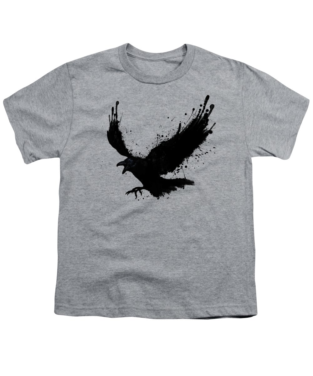 Crow Youth T-Shirts