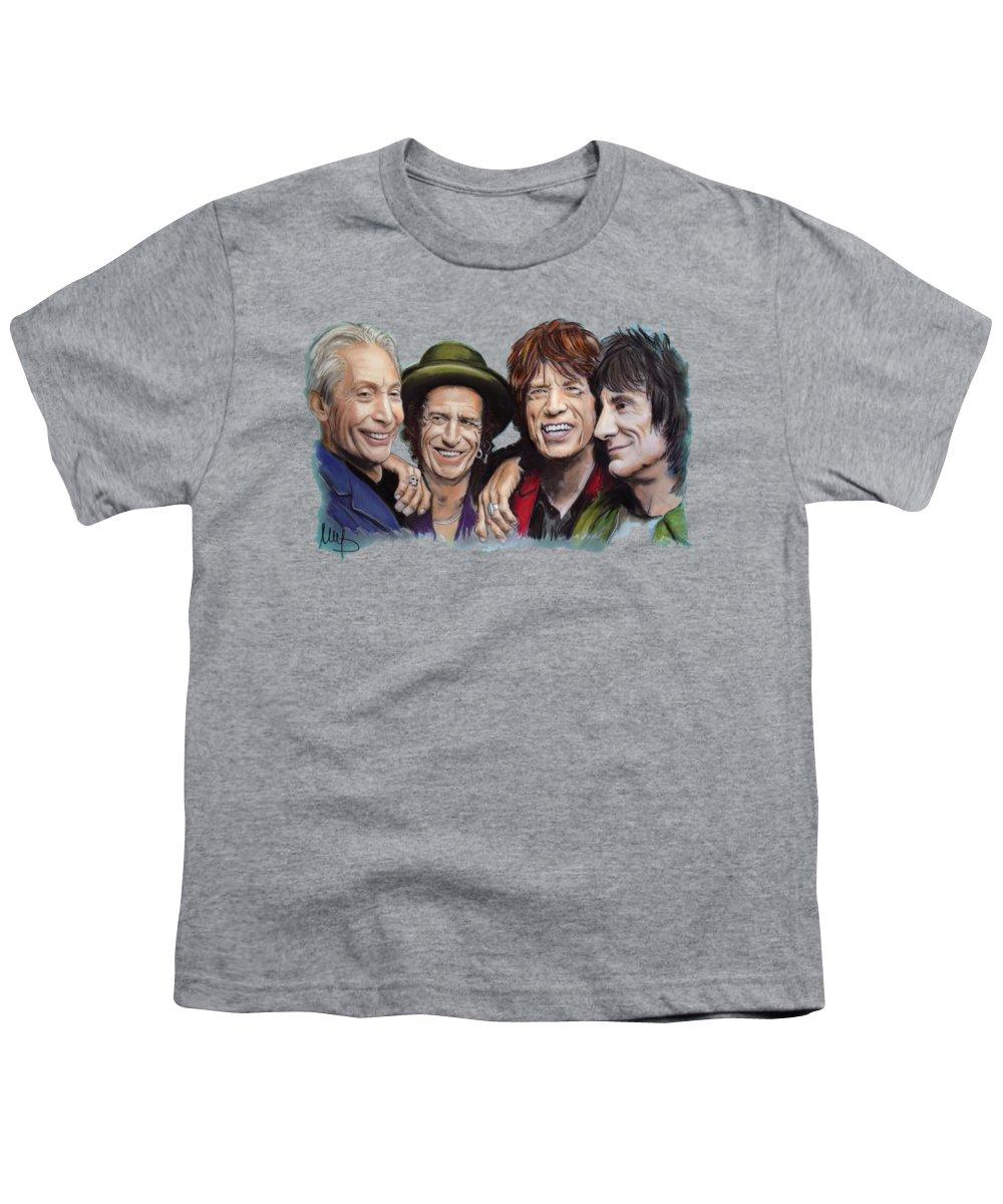 Stone Youth T-Shirts