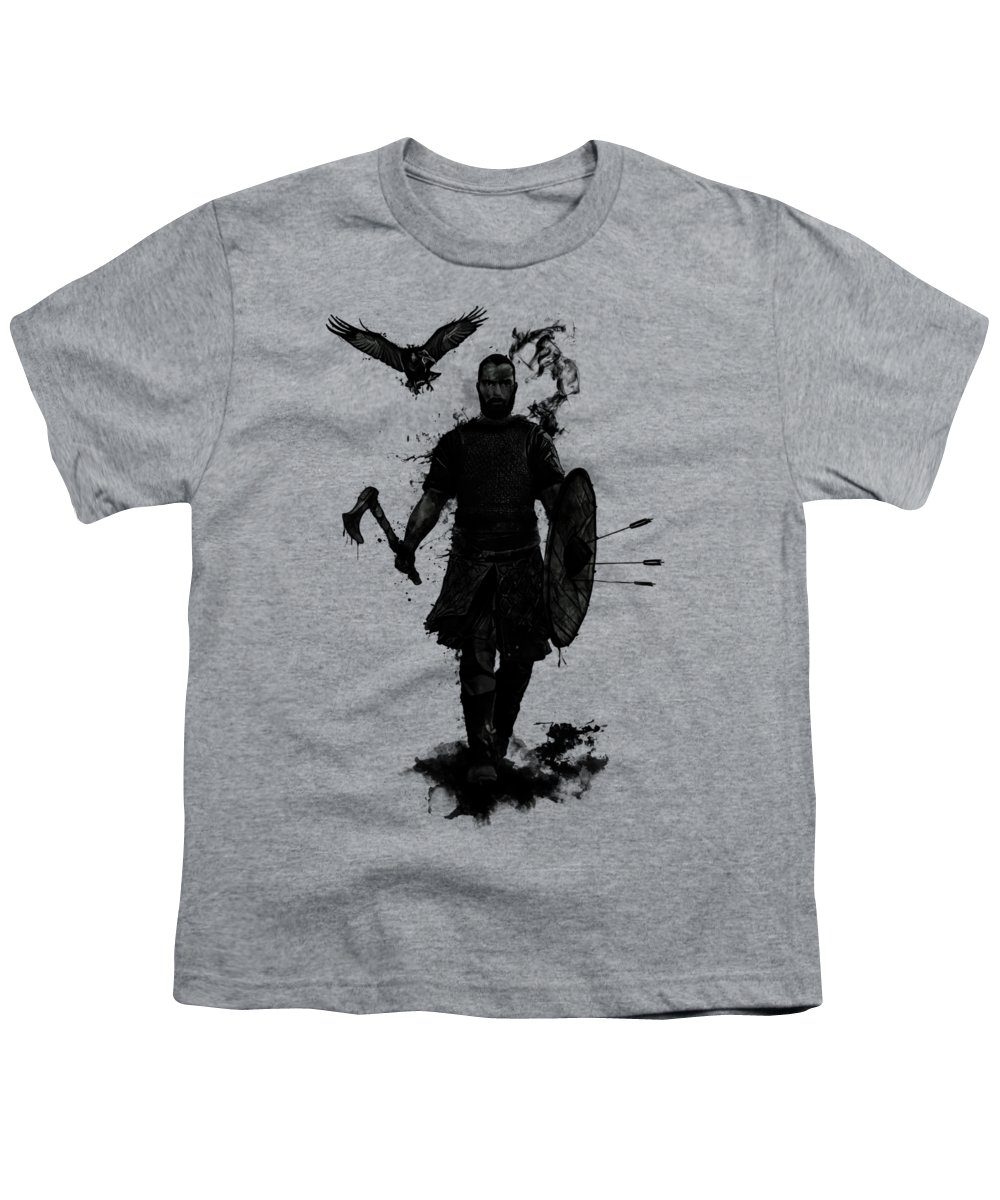 Watercolor Youth T-Shirts