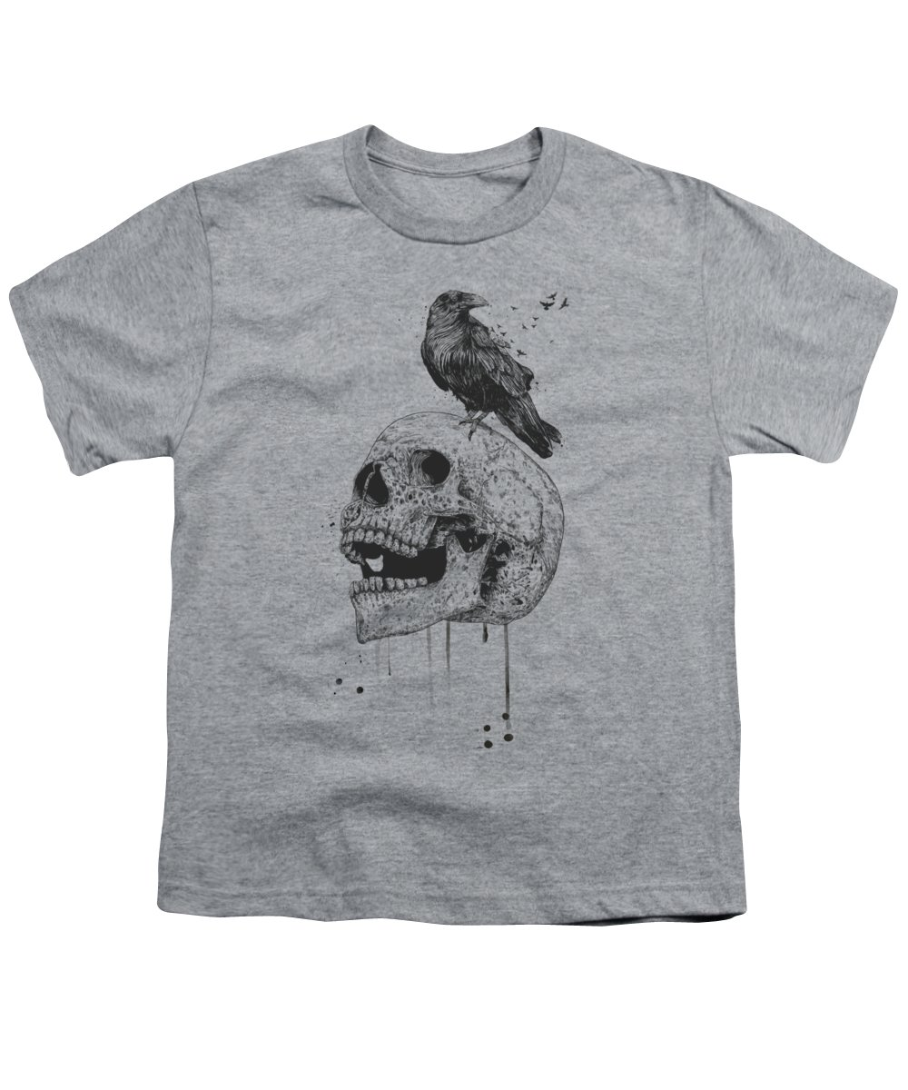 White Bird Youth T-Shirts