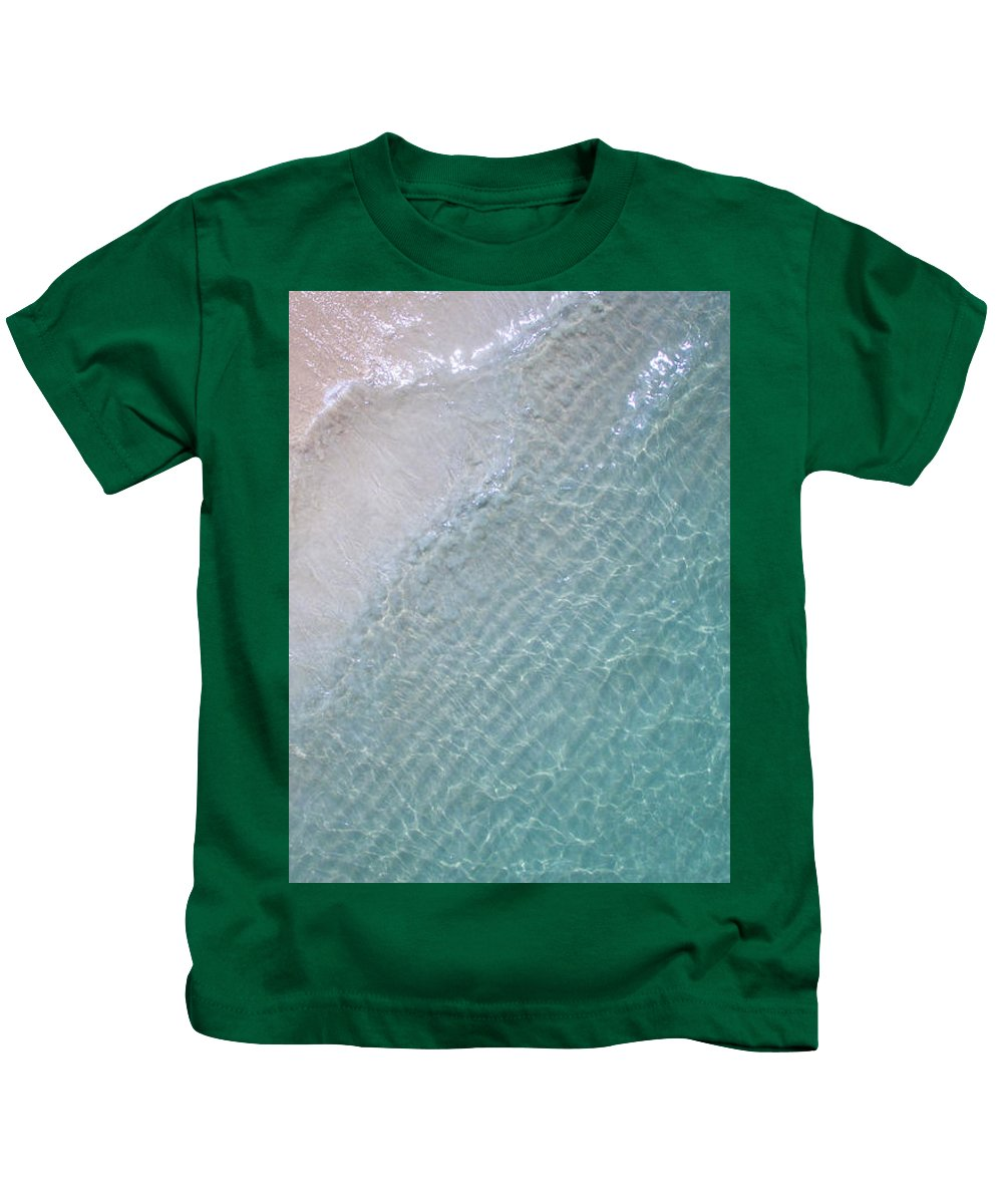 Kids T-Shirt featuring the photograph Lanikai Dream by R A Butler
